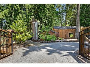 Photo of 13560 NW SPRINGVILLE RD, Portland, OR 97229 (MLS # 19596984)