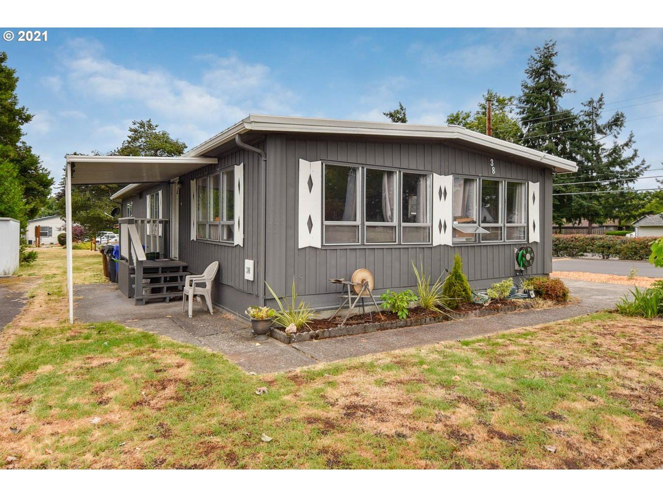 18780 CENTRAL POINT RD #38, Oregon City, OR 97045 - MLS#: 21096988
