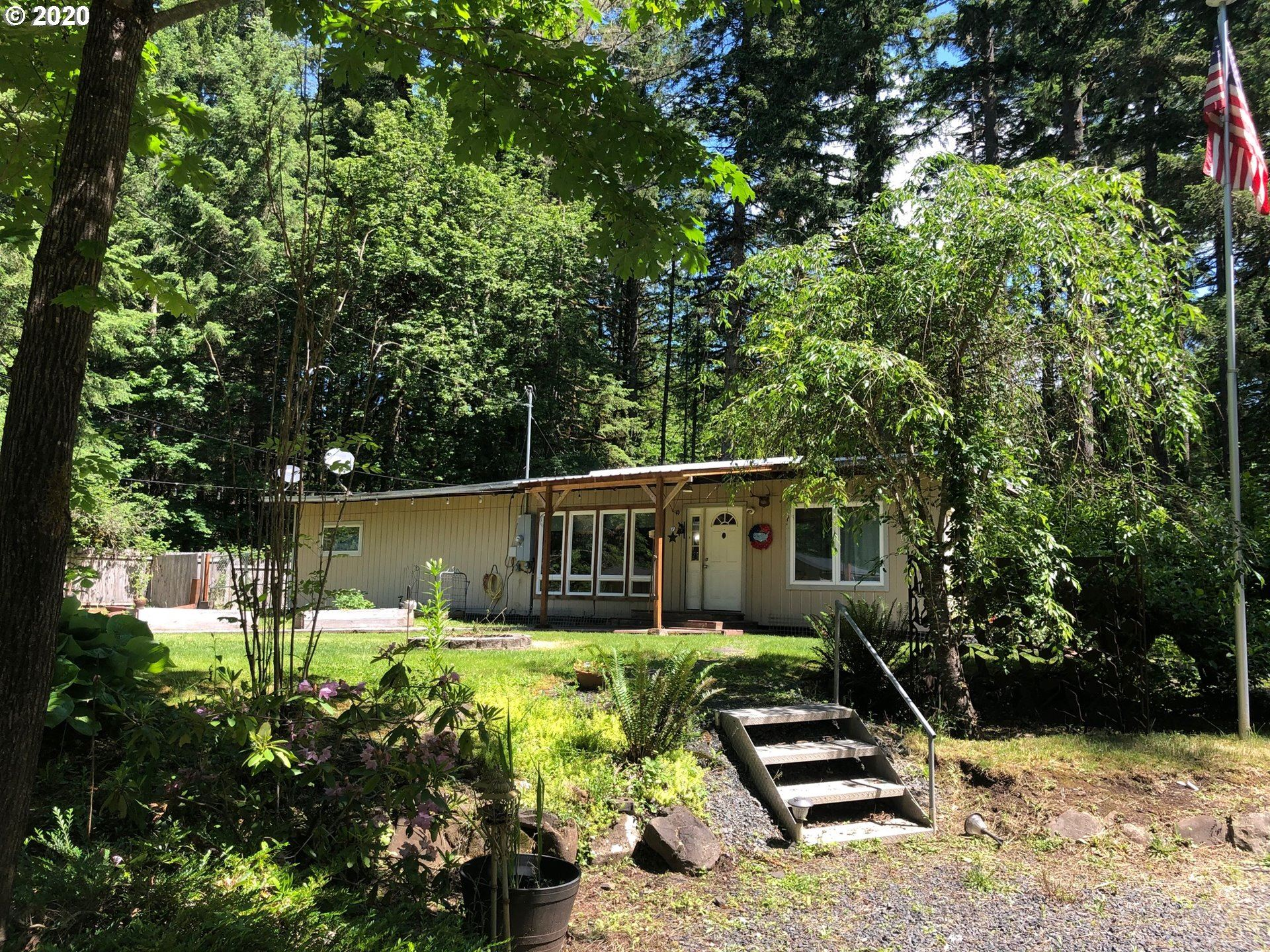 Photo for 80665 LOST CREEK RD, Dexter, OR 97431 (MLS # 20269989)