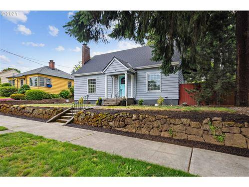 Photo of 4001 NE 77TH AVE, Portland, OR 97213 (MLS # 21183990)