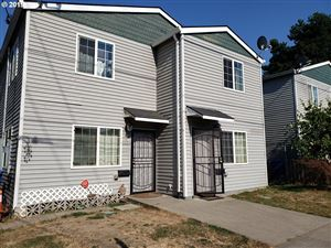 Photo of 9845 N LOMBARD ST, Portland, OR 97203 (MLS # 19034991)