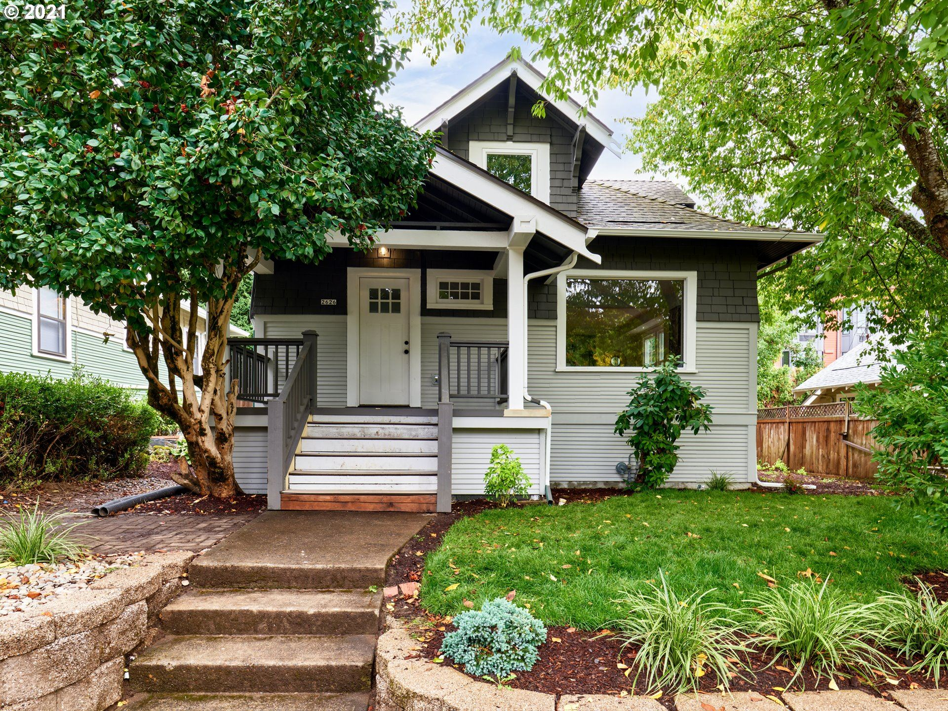 2626 SE 49TH AVE, Portland, OR 97206 - MLS#: 21436995