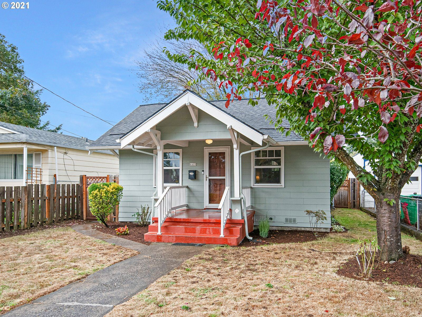 6409 SE 60TH AVE, Portland, OR 97206 - MLS#: 21123996