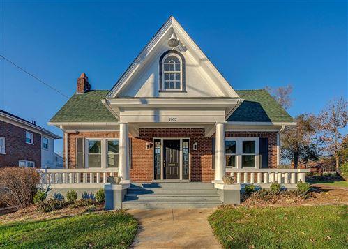 Photo of 1907 Bluemont SW AVE, Roanoke, VA 24015 (MLS # 875327)