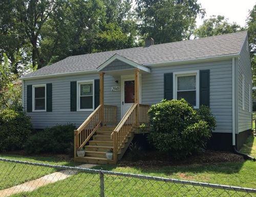 Photo of 2948 Glenrose NW AVE, Roanoke, VA 24017 (MLS # 873485)