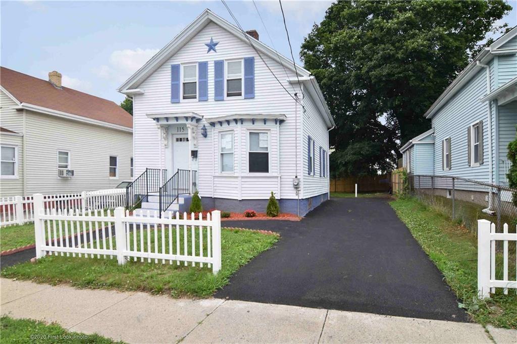 115 Vine Street, East Providence, RI 02914 - #: 1266006