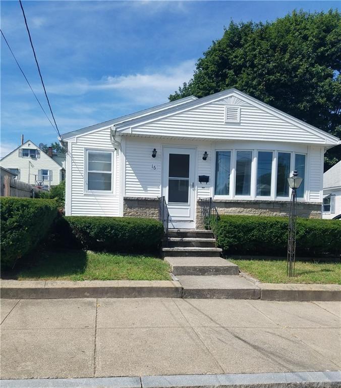 16 Minto Street, Providence, RI 02908 - MLS#: 1292085