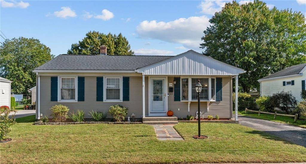24 Rosemere Road, Pawtucket, RI 02861 - #: 1296089