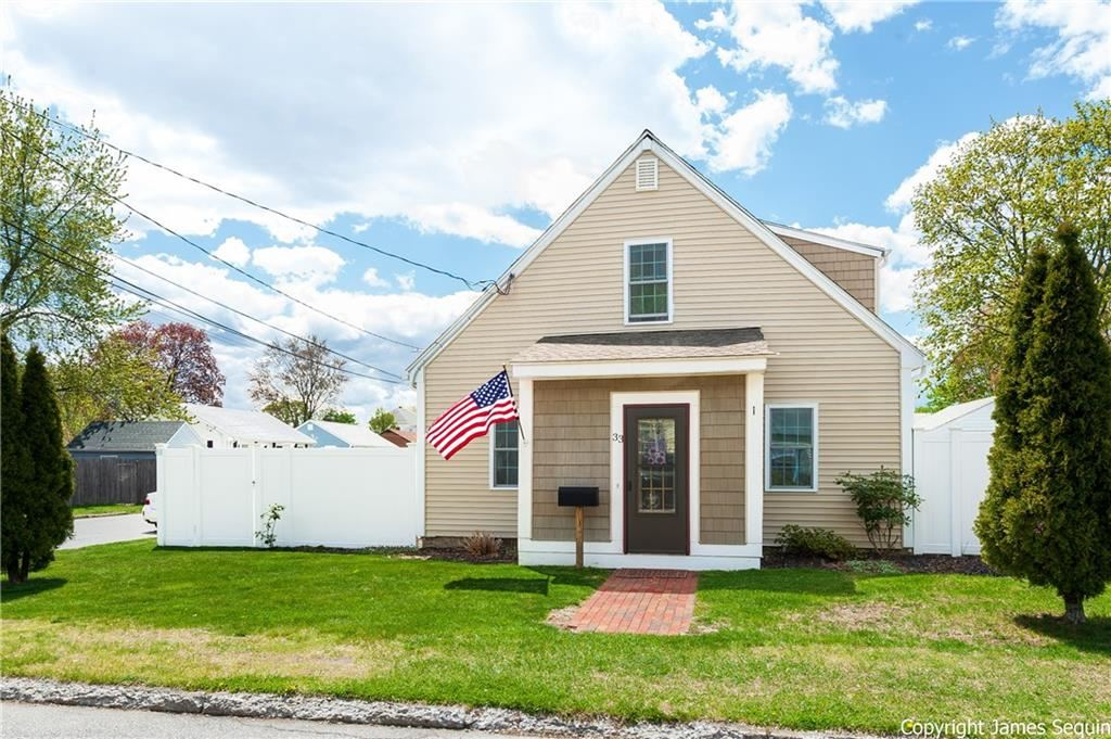33  Martin Street, Pawtucket, RI 02861 - #: 1257173
