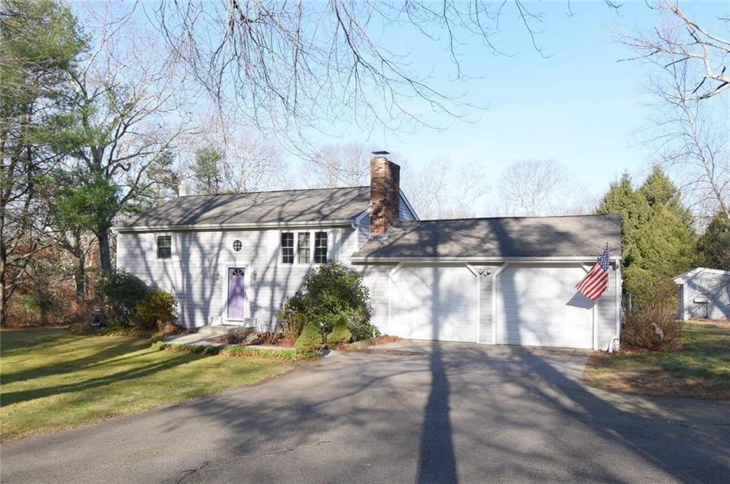 125 Sheffield Hill RD, Exeter, RI 02822 - #: 1242281