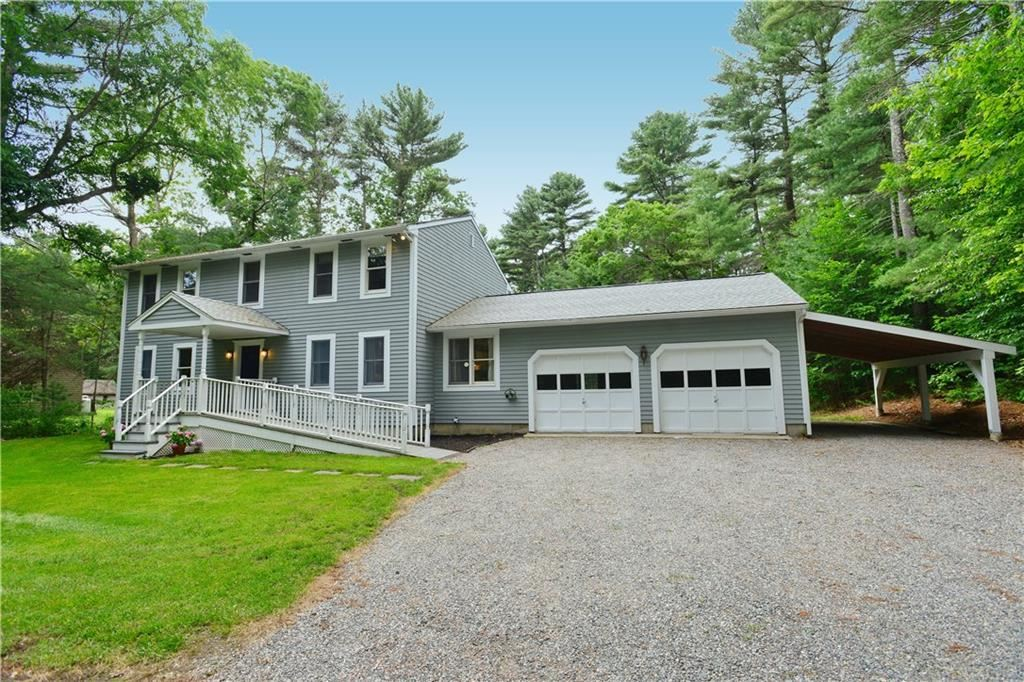 157 Widow Sweets Rd, Exeter, RI 02822 - #: 1227329