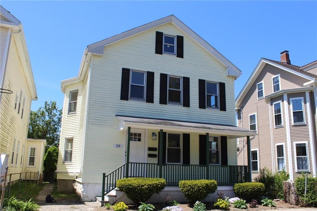 28 Gould Street #1, Newport, RI 02840 - #: 1267432