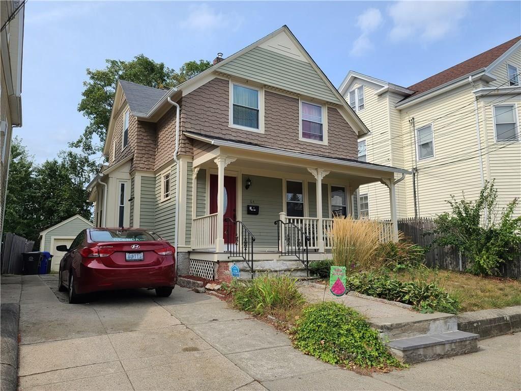 64 Anthony Street, East Providence, RI 02914 - MLS#: 1263454