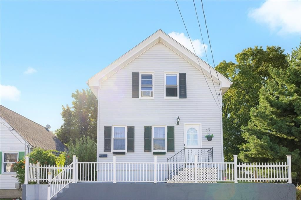 56 Clematis Street, Providence, RI 02908 - MLS#: 1292486