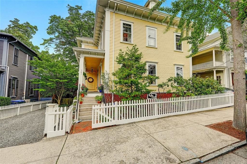 141 Williams Street, Providence, RI 02906 - #: 1264506