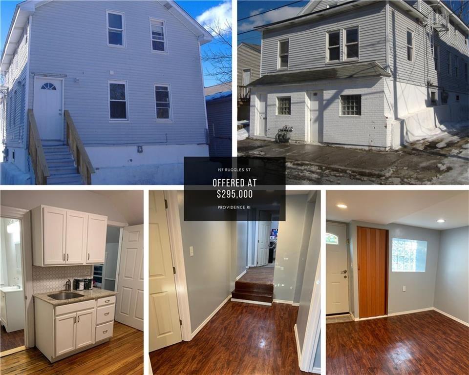 127 Ruggles Street, Providence, RI 02908 - #: 1275520
