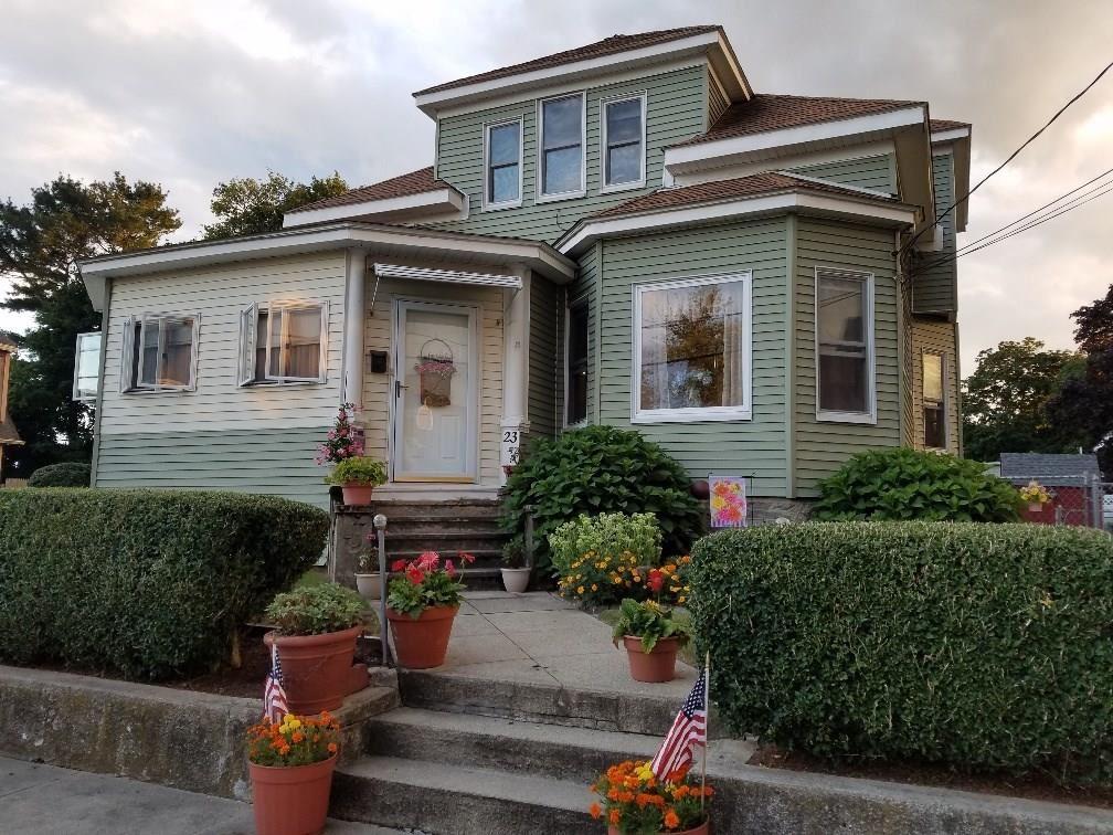 23 Bellevue Avenue, North Smithfield, RI 02896 - #: 1262525