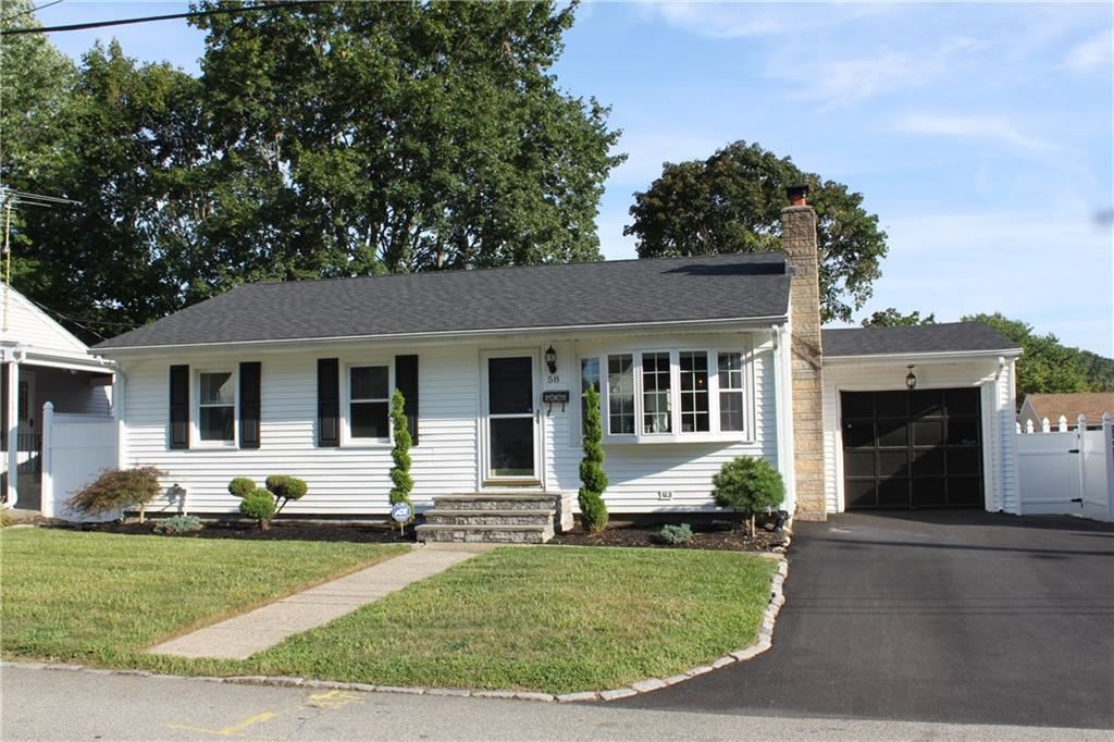58 Allen Avenue, North Providence, RI 02911 - #: 1262534