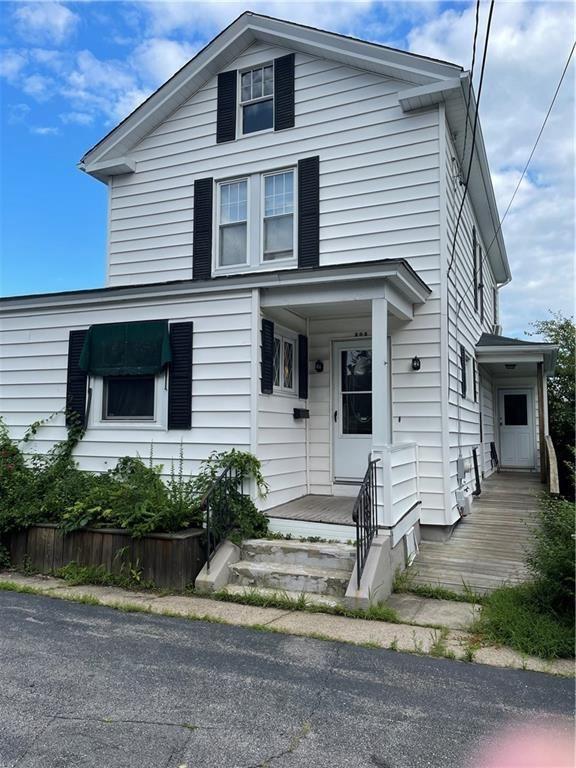 202 Harris Avenue, Woonsocket, RI 02895 - #: 1289625
