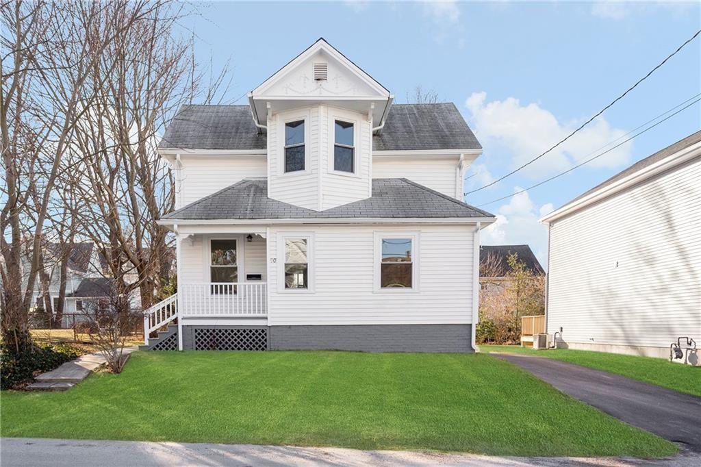 90 Clarence Street, Cranston, RI 02910 - #: 1272804