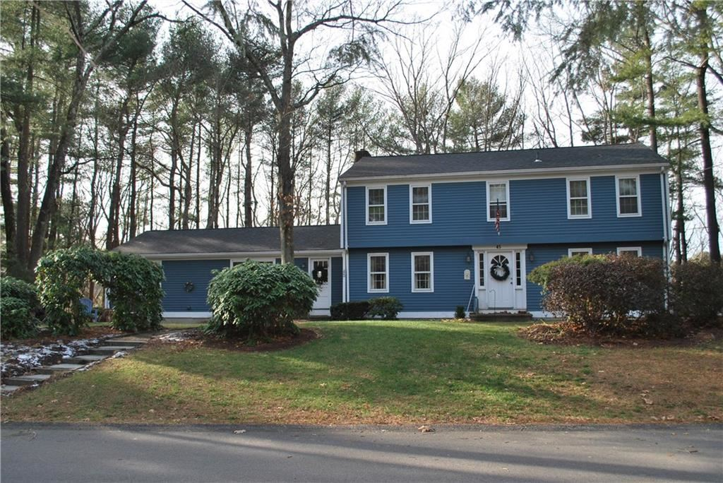 45 Louise Luther Drive, Cumberland, RI 02864 - #: 1271813