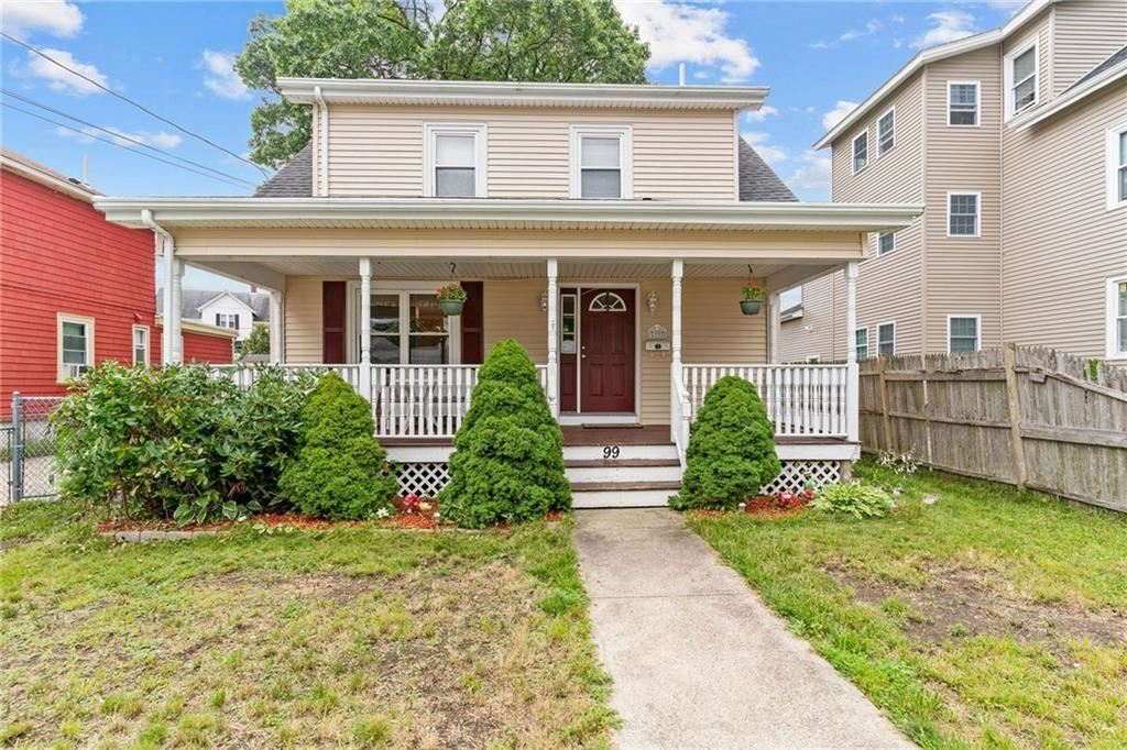 99 Bucklin Street, Pawtucket, RI 02861 - MLS#: 1288825