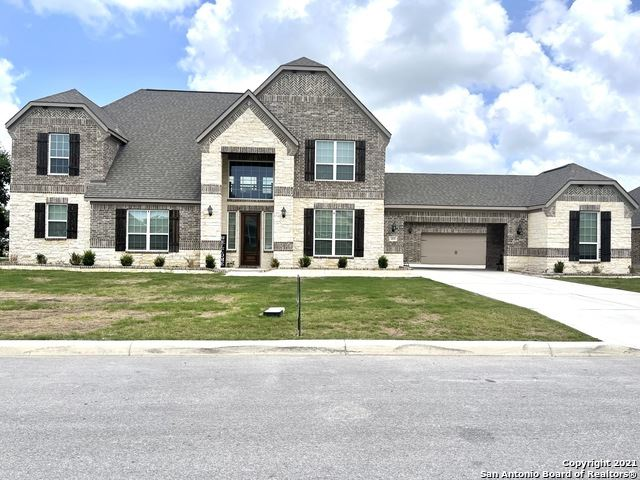 Photo of 215 Red Maple Path, Castroville, TX 78009 (MLS # 1546026)