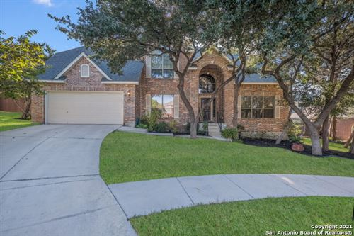 Photo of 8506 MEAGHAN MIST, Helotes, TX 78023 (MLS # 1564163)