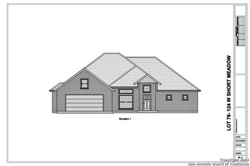 Photo of 124 W Short Meadow Drive, Lytle, TX 78052 (MLS # 1505177)