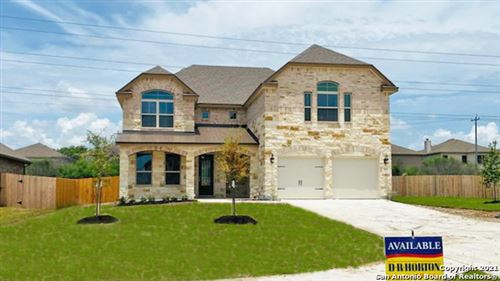 Photo of 372 Misty Sails, Cibolo, TX 78108 (MLS # 1519181)