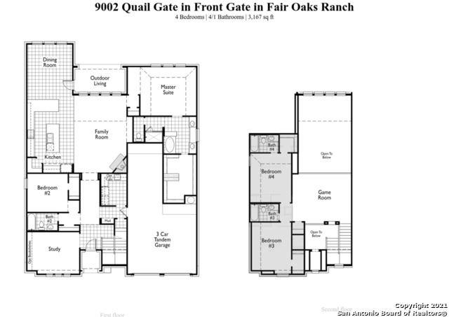 Photo of 9002 Quail Gate, Fair Oaks Ranch, TX 78015 (MLS # 1509205)