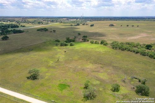 Photo of 10.02 AC Tract 13, CR 305, Floresville, TX 78114 (MLS # 1479209)