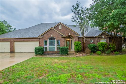 Photo of 9214 SAUCEDO DR, Helotes, TX 78023 (MLS # 1533225)