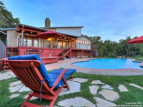 Photo of 10115 Rafter S Trail, Helotes, TX 78023 (MLS # 1546230)