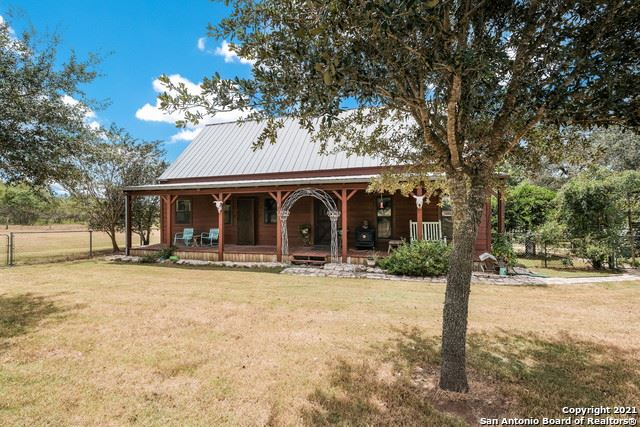 Photo of 393 COUNTY ROAD 155, Floresville, TX 78114 (MLS # 1559254)