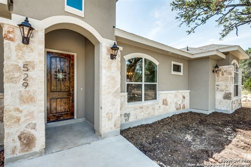 Photo of 1225 PALADIN TRAIL, Spring Branch, TX 78070 (MLS # 1470264)
