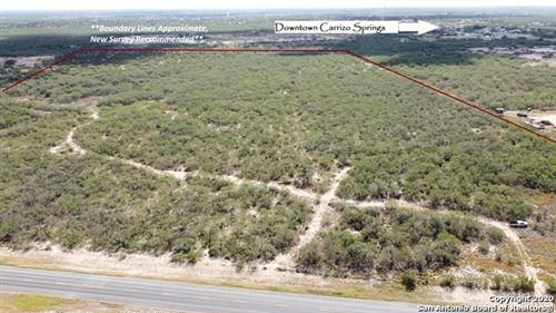 Photo of TBD Loop 517, Carrizo Springs, TX 78834 (MLS # 1491342)
