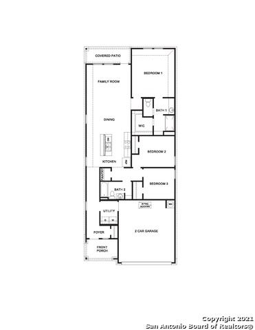 Photo of 100 Bunkers Hill, Floresville, TX 78114 (MLS # 1503388)