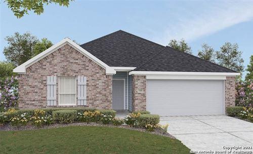 Photo of 510 Candor Stone, Cibolo, TX 78108 (MLS # 1555408)