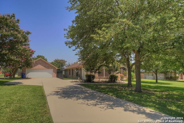 Photo of 113 INDIAN BLANKET ST, Cibolo, TX 78108 (MLS # 1549413)