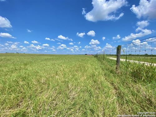 Photo of 12.74 AC Tract 3, CR 305, Floresville, TX 78114 (MLS # 1479427)