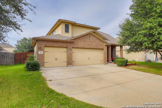 Photo of 748 Clearbrook Ave, Cibolo, TX 78108 (MLS # 1563446)