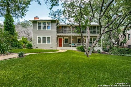 Photo of 151 GRANT AVE, Alamo Heights, TX 78209 (MLS # 1553514)