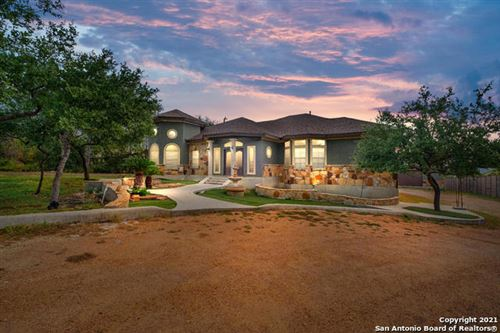 Photo of 14002 Flying W Trail, Helotes, TX 78023 (MLS # 1562657)