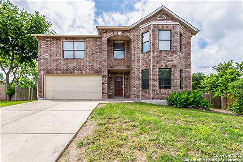 Photo of 101 Springtree Grove, Cibolo, TX 78108 (MLS # 1535746)
