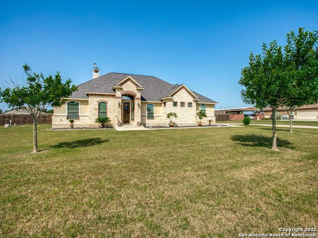 Photo of 109 S Abrego Crossing, Floresville, TX 78114 (MLS # 1548771)