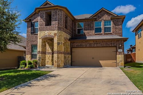 Photo of 113 Tranquil View, Cibolo, TX 78108 (MLS # 1555854)