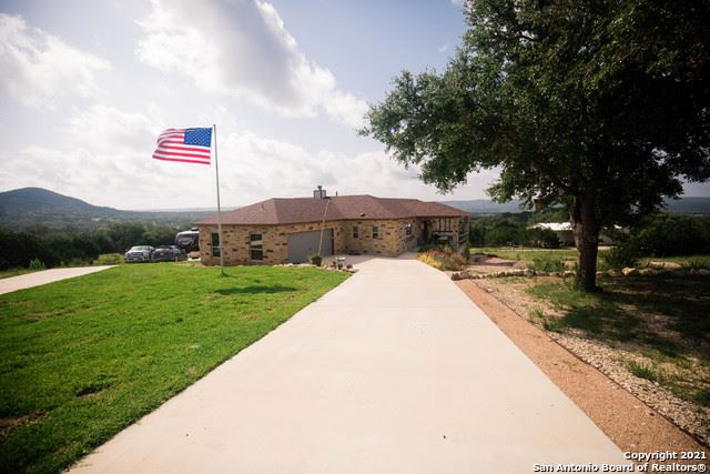 Photo of 592 Blevins Pass, Pipe Creek, TX 78063 (MLS # 1547962)
