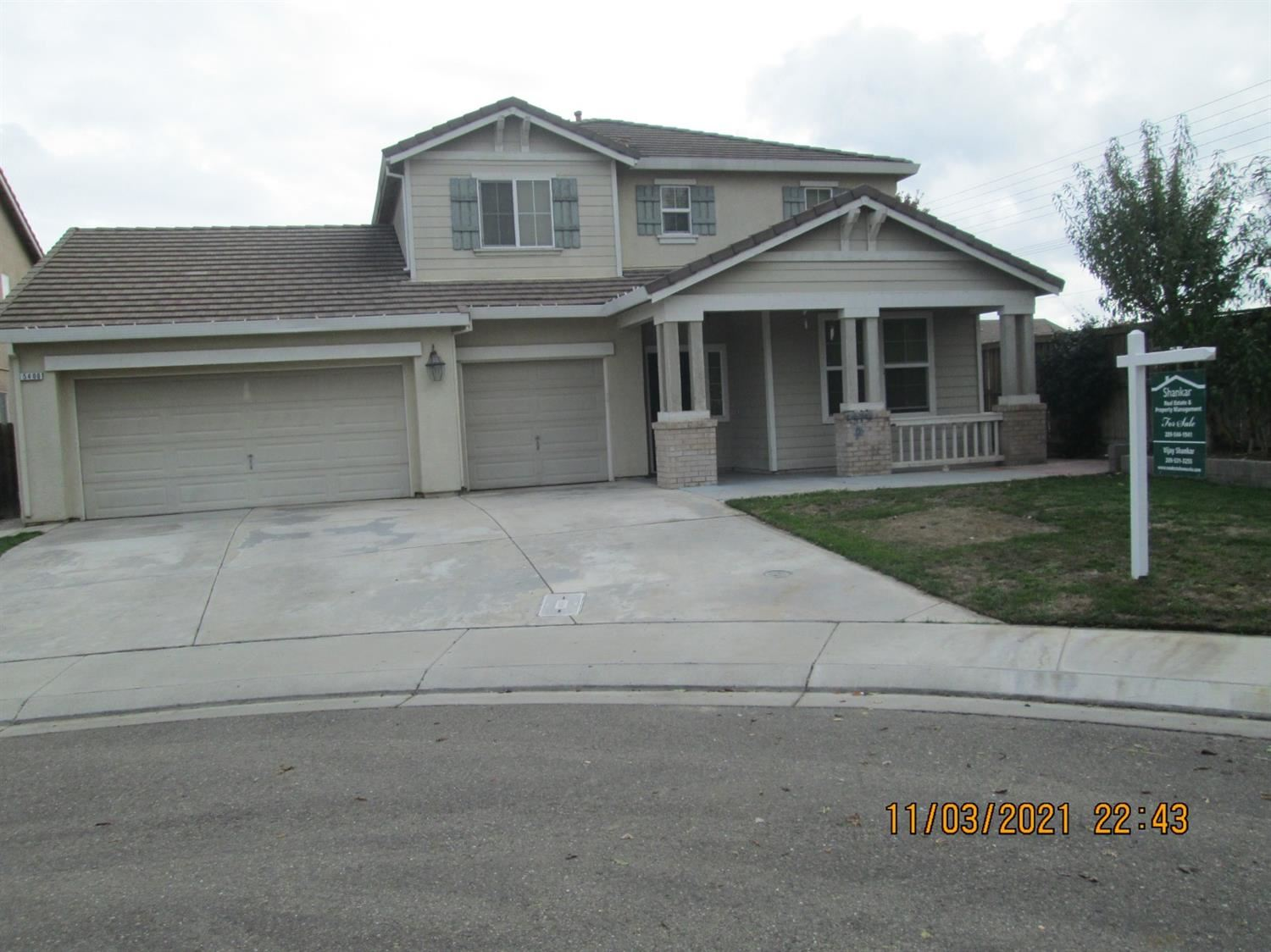 5400 Feather Court, Riverbank, CA 95367 - MLS#: 221076089
