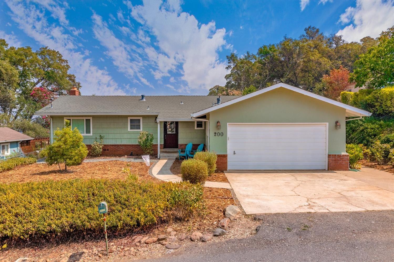 200 Foothill Drive, Sutter Creek, CA 95685 - MLS#: 221109175